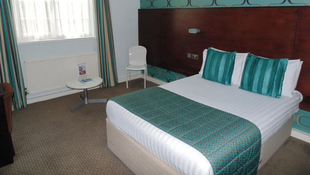Overnight Break And Three Course Meal At Best Western Lancashire Manor Hotel For Two