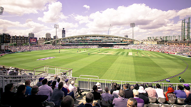 Tour Of Kia Oval Cricket Ground For Two Adults And Two Children