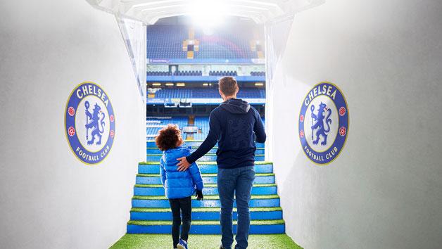 Chelsea FC Family Stadium Tour For Four