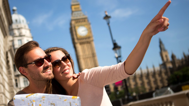 Click to view details and reviews for The London Outdoor Treasure Hunt For Two With Fish And Chips.