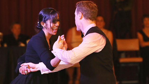 Two Hour Dance Class For Two At Forever Dance Uk