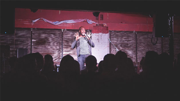 Comedy Show For Two At City Comedy Club
