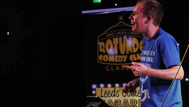 Comedy Night For Four At Leeds Comedy Cabaret Club