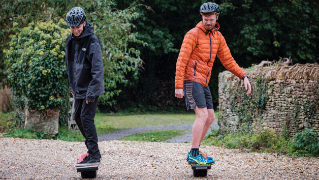 45 Minute One Wheel Riding Experience At Wild Carrot For Two