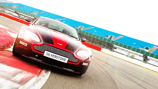 Aston Martin Experience At Silverstone