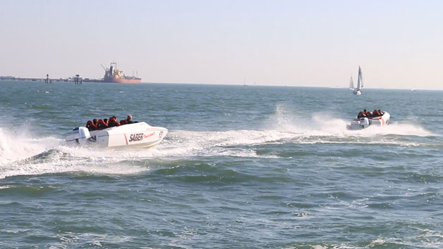 Triple Powerboat Day For Two