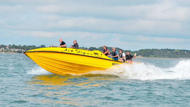 Jet Viper Powerboating Experience For Four