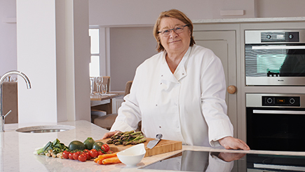 Weekend Cookery Course with Rosemary Shrager