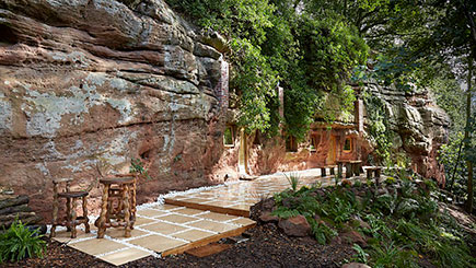 Two Night Weekend Rockhouse Retreat For Two