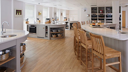 Half Day Cookery Course at Rosemary Shrager's Cookery School