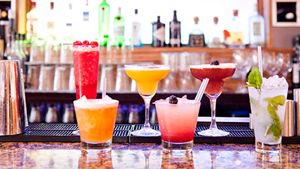 Cocktails and Bar Snacks for Two at bbar, London