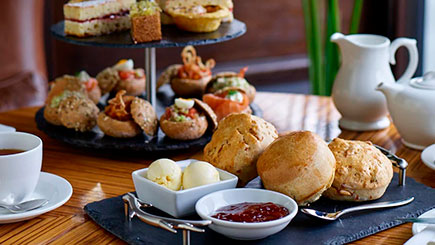 Afternoon Tea for Two at bbar, London