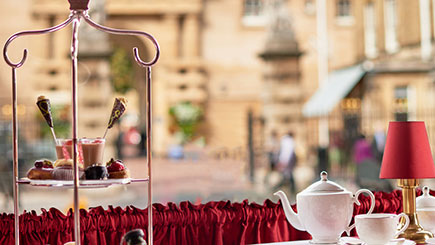 Royal Afternoon Tea for Two at The Rubens
