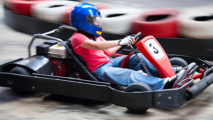Extended Outdoor Grand Prix Karting in Hertfordshire