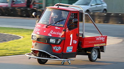 Piaggio Ape Racing For Four
