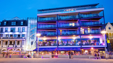Boutique Escape with Dinner for Two at The Royal Yacht Hotel, Jersey