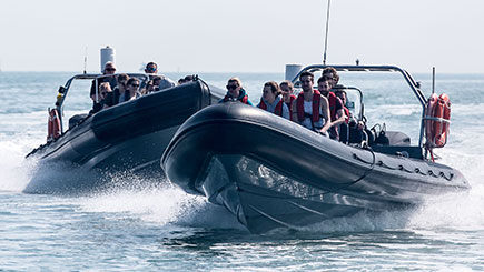 Battle Of The Boats In Southampton For Two  Special Offer