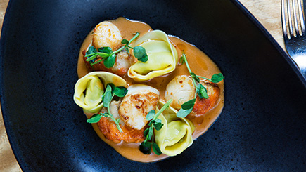 Seven Course Tasting Menu And Champagne For Two At The Balcon  Sofitel London