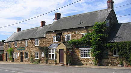 Two Night Hotel Escape for Two at The Stag, Maidwell