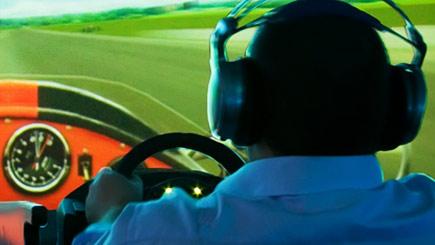 Motor Racing At Silverstone