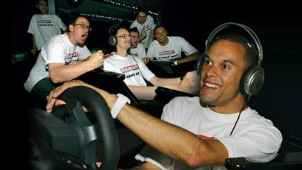 Race Car Simulator Team Endurance For Five