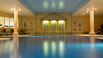 Twilight Spa Treat with Dinner at Sketchley Grange Hotel and Spa