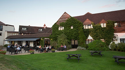 Sunday Night Spa Break for Two at Sketchley Grange Hotel and Spa, Leicestershire