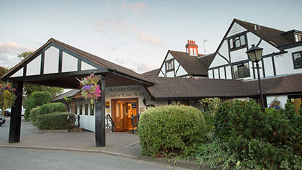 Luxury Spa Break for Two at Sketchley Grange Hotel and Spa, Leicestershire