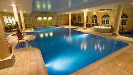 De-stress Spa Day For Two At Sketchley Grange Hotel And Spa  Leicestershire