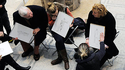 V&A Drawing Workshop