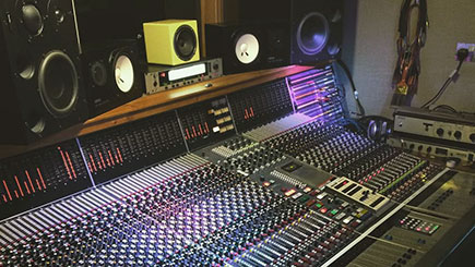 Introductory Recording Studio Experience in Leeds