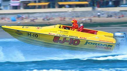 Ultimate Powerboat Day For Two