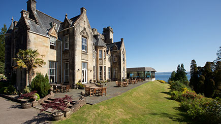 Country House Escape for Two at Stonefield Castle, Scotland