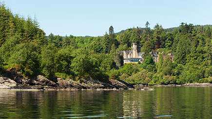 Two Night Country House Escape for Two at Stonefield Castle, Scotland