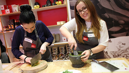 Full Day Oriental and Asian Cookery Class