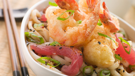 Oriental Seafood and Fish Cookery Class