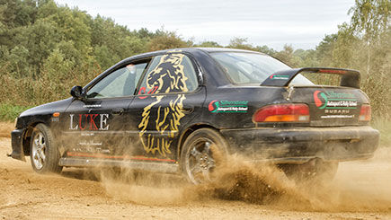Extended Subaru Rally Driving in Northamptonshire
