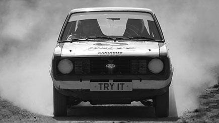 Extended Ford Escort Rally Driving in Northamptonshire