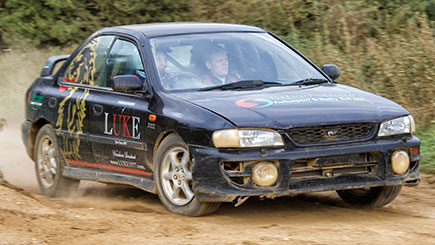 Rally Driving Experience for Two