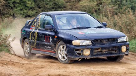 Subaru Impreza Hot Laps
