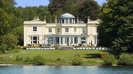 Champagne Afternoon Tea for Two at Storrs Hall