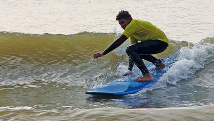 Surfing Taster for Two in Bournemouth