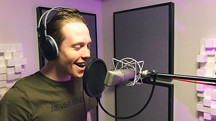 Introductory Recording Studio Experience in Essex