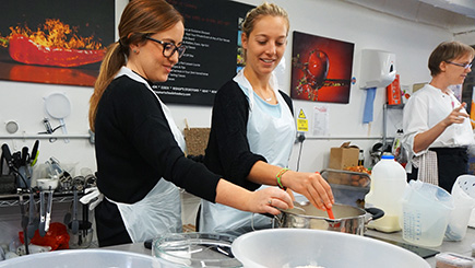 Evening Cookery Class in Chelmsford, Essex