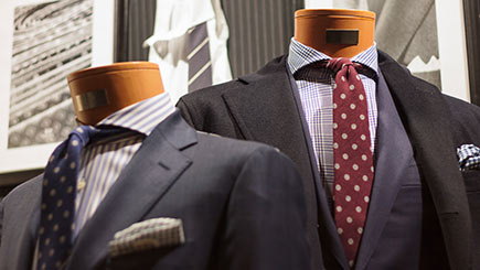 Men's Four Hour Personal Shopping Experience with a Be Styled Stylist