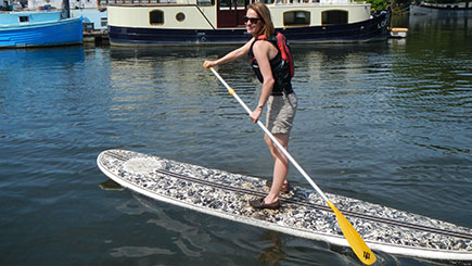 Introduction to Paddleboarding and Kew Bridge Trip on The Thames
