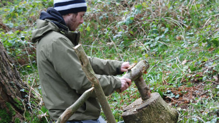 Two Night Weekend Survival And Bushcraft Experience  Staffordshire