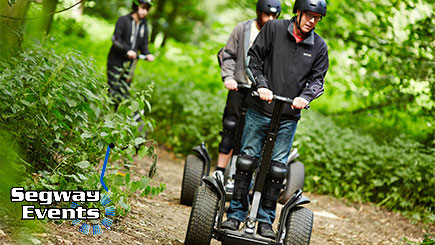 60 Minute Anytime Segway Rally