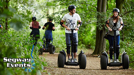 60 Minute Weekday Segway Rally For Two