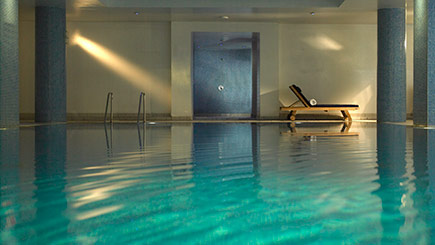 Spa Day for Two at The Balmoral Hotel, Edinburgh